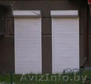 продажа, монтаж ремонт ролет,ворот,окон и дверей ПВХ,шлагбаумов. - Изображение #10, Объявление #1244054