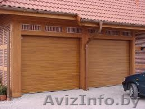 продажа, монтаж ремонт ролет,ворот,окон и дверей ПВХ,шлагбаумов. - Изображение #2, Объявление #1244054