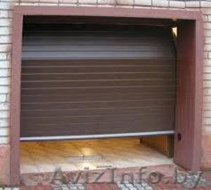 продажа, монтаж ремонт ролет,ворот,окон и дверей ПВХ,шлагбаумов. - Изображение #6, Объявление #1244054