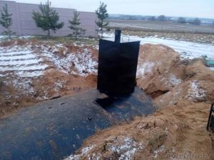 Резервуары (ёмкости) от 5 до 100 м3 . Гидроизоляционные работы - Изображение #1, Объявление #1602733