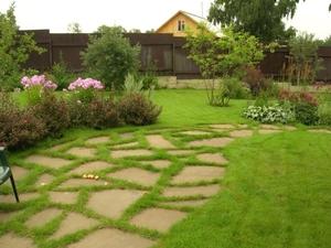 Обработка почвы, посев газона, озеленение - Изображение #1, Объявление #1651664